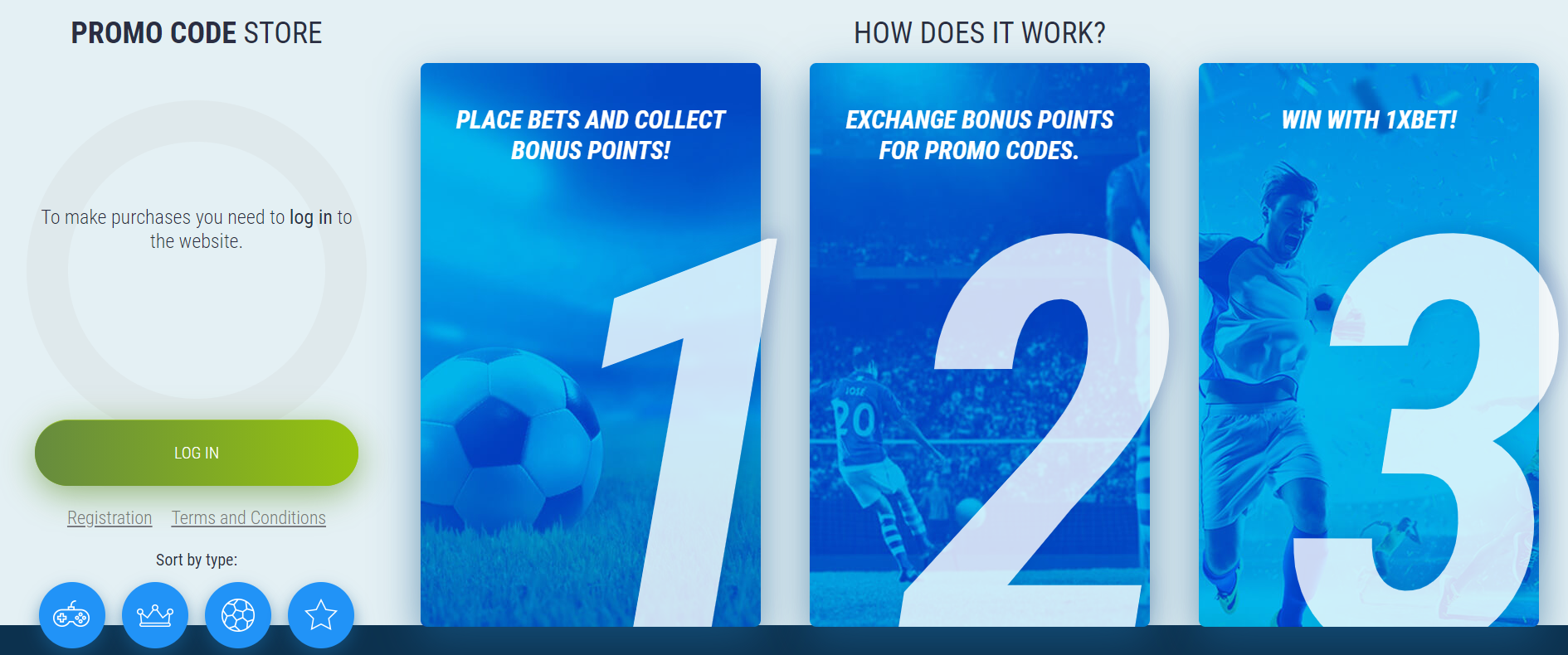 What is 1xBet promo code Kenya and how to use it?